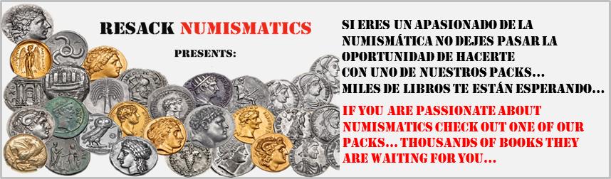 Mi humilde biblioteca Firma-Foros-Numismatica-2